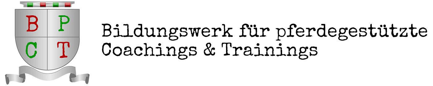 Logo BPCT Bildungswerk pferdegestützte Coachings & Trainings