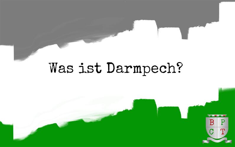 Was ist Darmpech?⠀